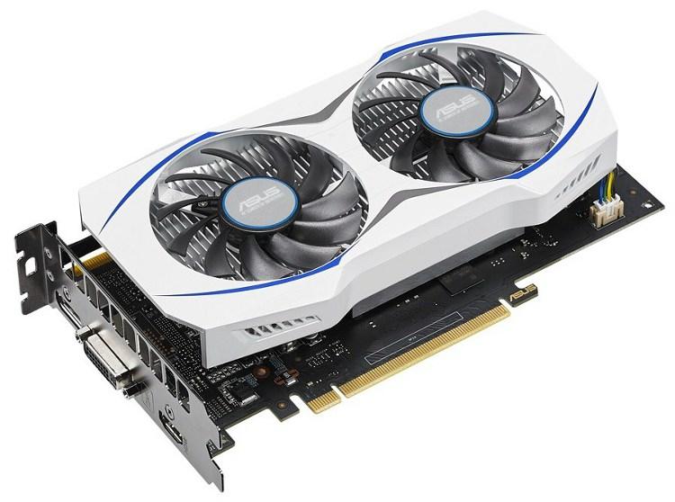 ASUS GeForce GTX 950 (GTX950-OC-2GD5)
