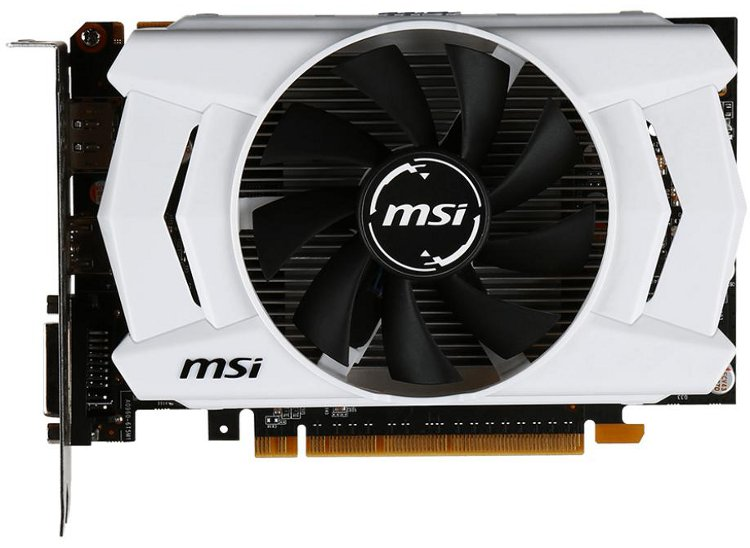 MSI GeForce GTX 950