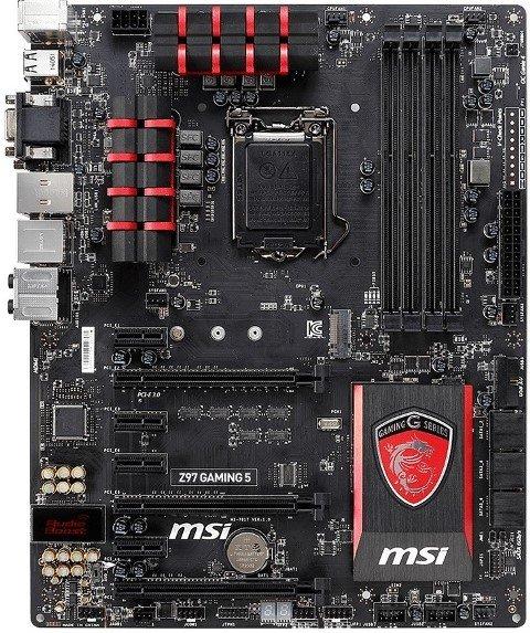 ... MSI Z97/H97 Gaming под процессоры Intel Haswell Refresh