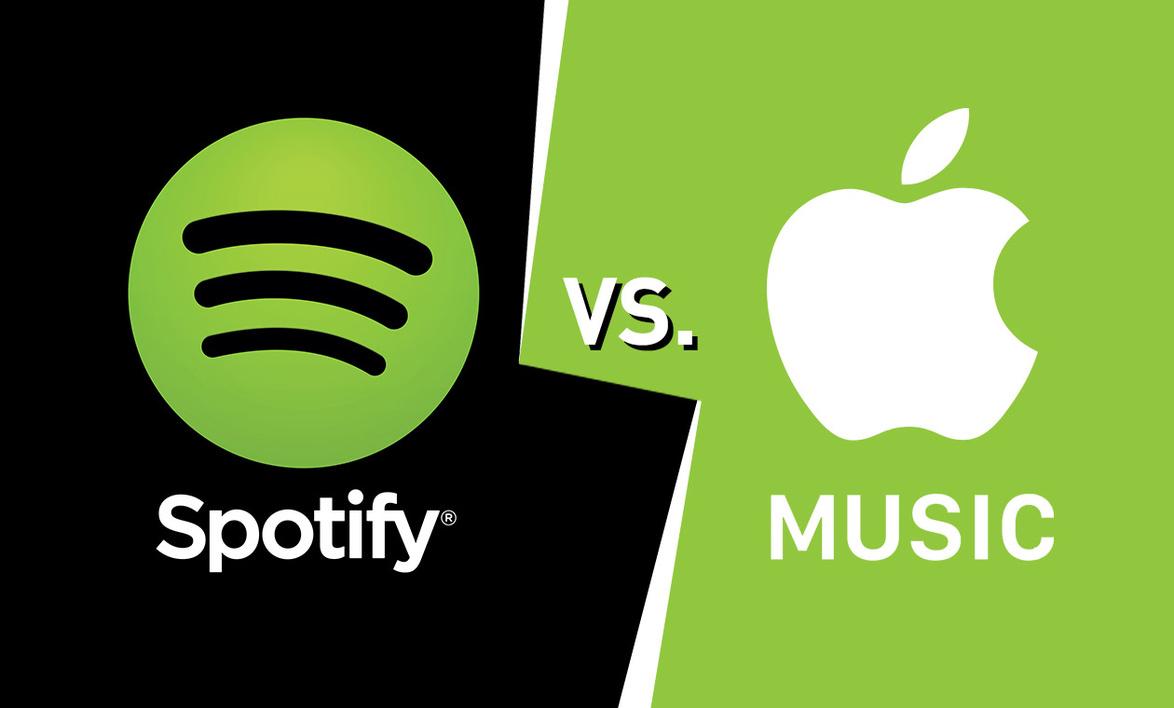 Кто музыкальнее - Apple Music или Spotify?