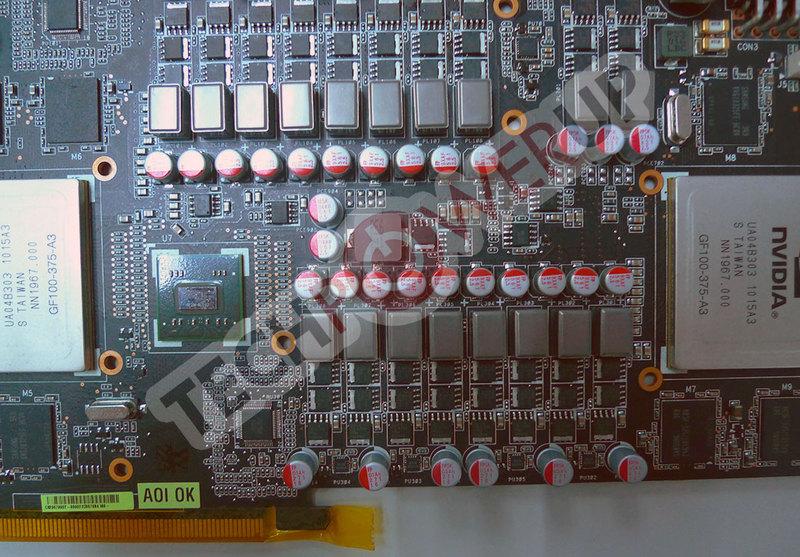 Asus разработала двухпроцессорную видеокарту gtx 480 обзоры