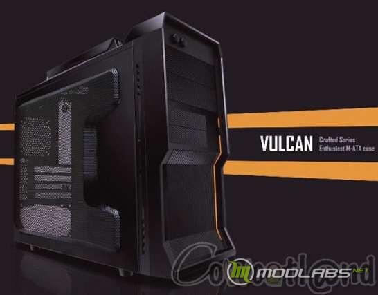 NZXT Vulkan, корпус, game series