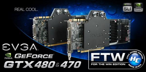 EVGA GeForce GTX 480470