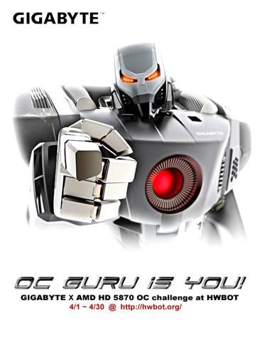 OC Guru is YOU!