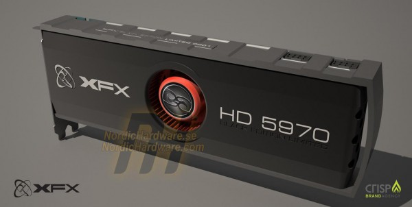 Radeon HD 5970 Black Edition 4GB