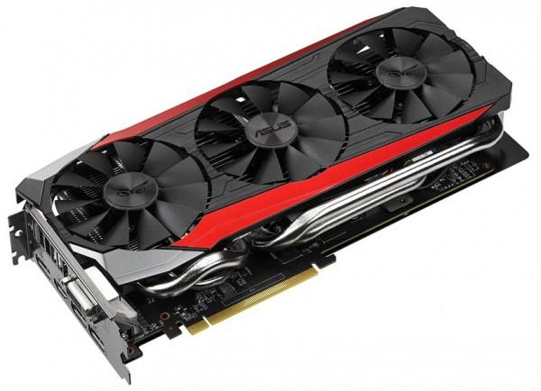 ASUS Radeon R9 390X StriX