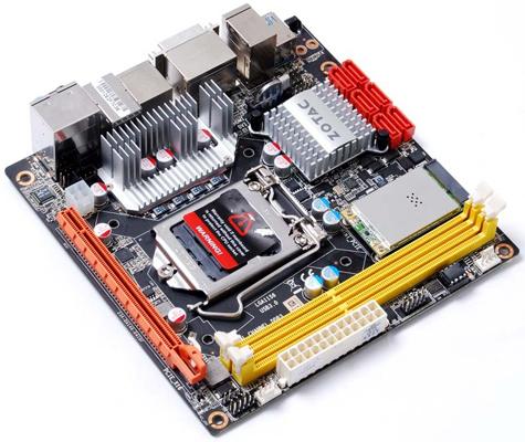Zotac H55U3 WIFI