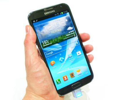 Смартфон Samsung Galaxy Note 2