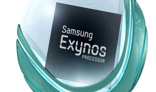 Микрочип Samsung Exynos