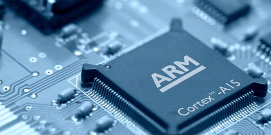 Микрочип ARM