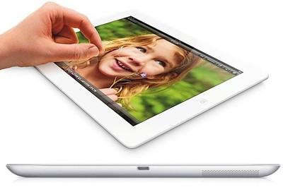 Фотоснимок Apple iPad четвёртого поколения
