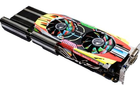 Видеокарта Colorful GeForce GTX 660 Ti iGame WCG Edition