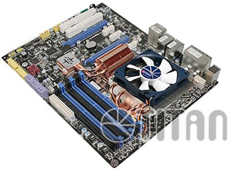 Процессорный кулер Titan TTC-NC25TZPW(RB)