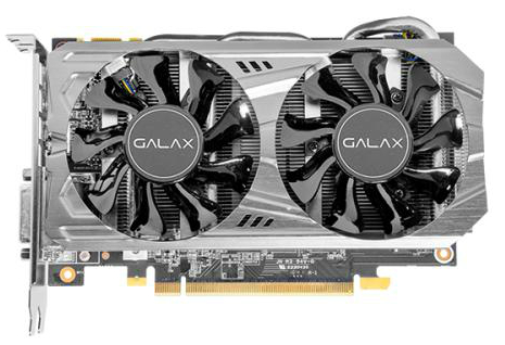 Galax GeForce GTX 1070 GALAX OC Mini