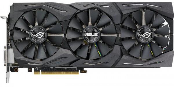 ASUS GeForce GTX 1080 StriX 11Gbps OC