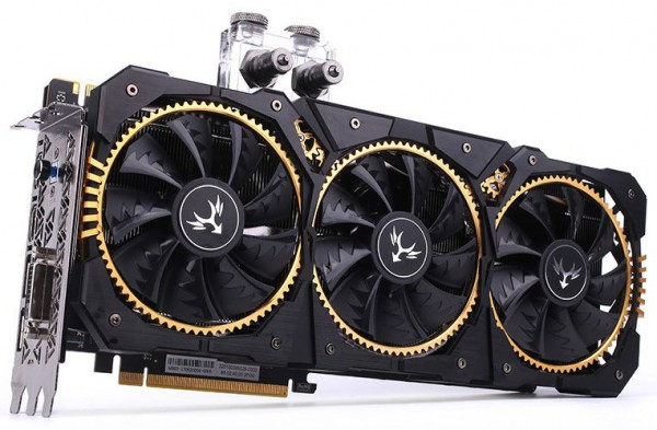 Colorful GeForce GTX 1080 Ti Kudan