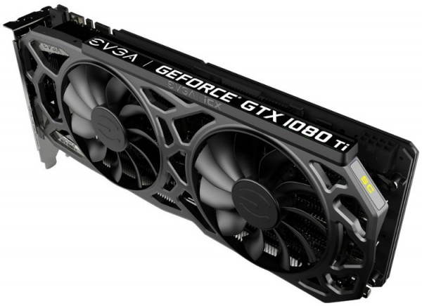 EVGA GeForce GTX 1080 Ti SC Black Edition GAMING