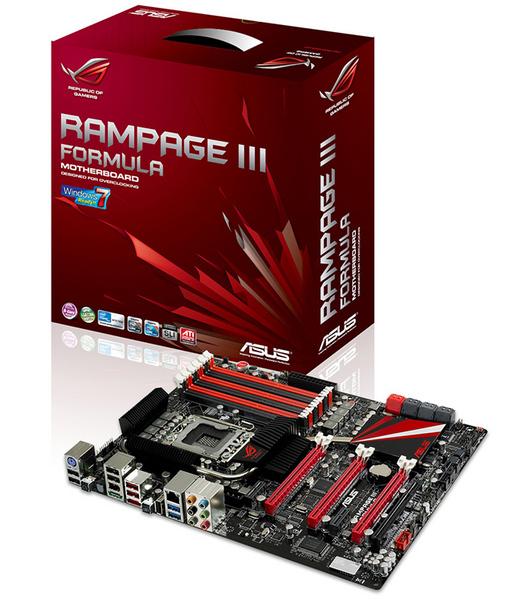 ASUS ROG Rampage III Formula