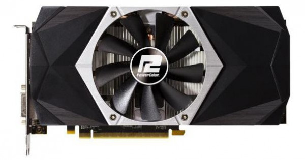 PowerColor Radeon RX 480 4GB Red Dragon