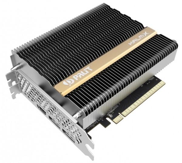 Palit GeForce GTX 1650 KalmX