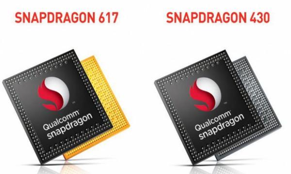 Snapdragon 430, Snapdragon 617