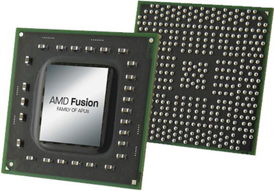 Гибридный процессор AMD APU