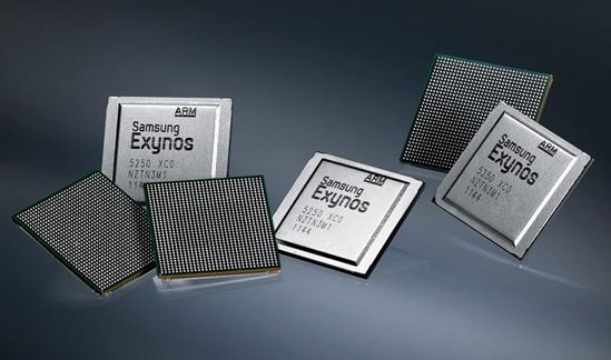 Процессоры arm Samsung