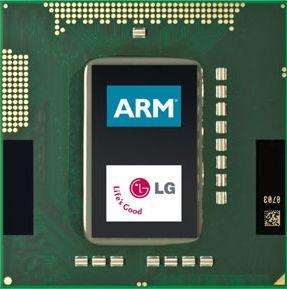 Процессор arm LG