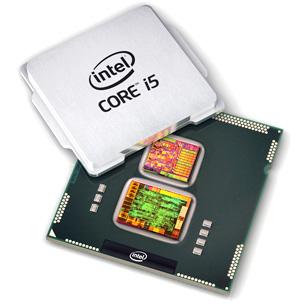 Мобильный процессор Intel Core i5