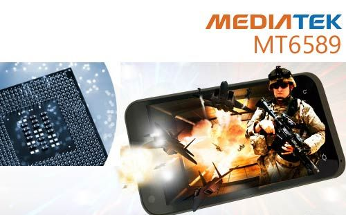 Платформа MediaTek MT6589