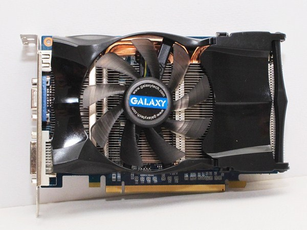 Galaxy GeForce GTX 560 SE