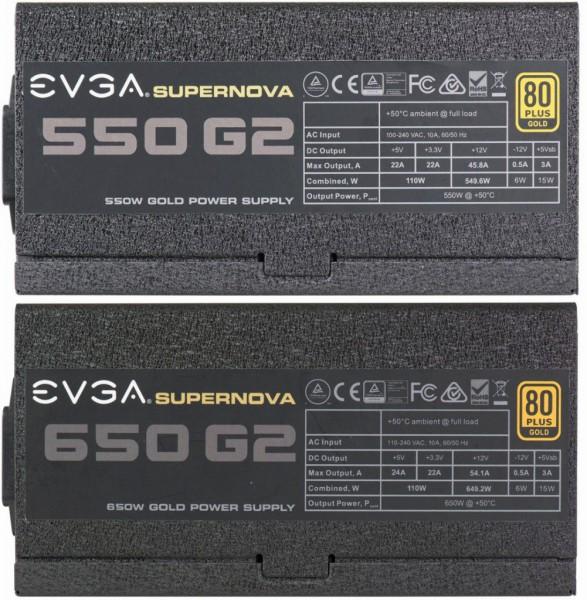 EVGA SuperNOVA G2