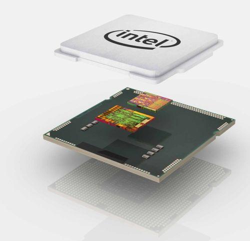 Микрочип Intel