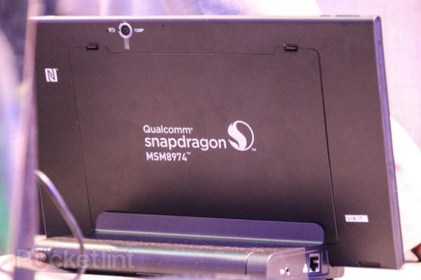 Прототип планшета на базе Snapdragon 800