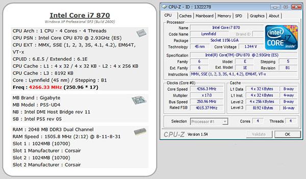 matose 3011 MHz CL8