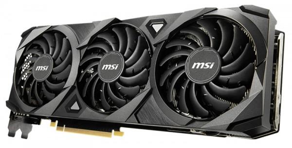 ASUS запускает в продажу видеокарту GeForce RTX 3080 VENTUS 3X PLUS 10G OC LHR
