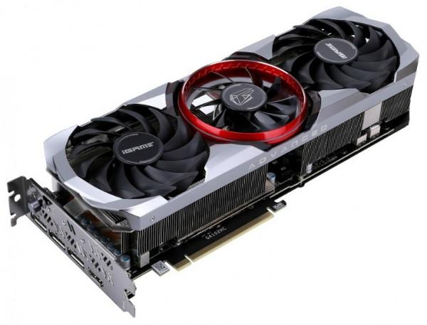 Colorful iGame GeForce RTX 3080 Ti Advanced OC