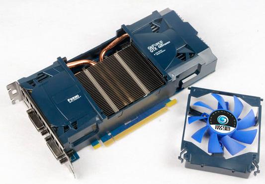 Galaxy GeForce GTX460 Super OC 1GB
