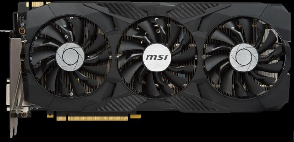 MSI GeForce GTX 1080 Ti Duke 11G