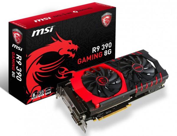 MSI Radeon R9 390 GAMING LE 8G