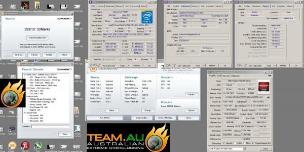 3DMark03 (1х GPU)