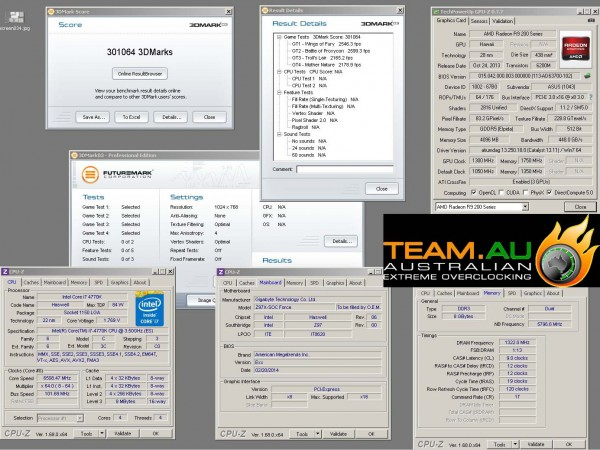 3DMark03 (3х GPU)