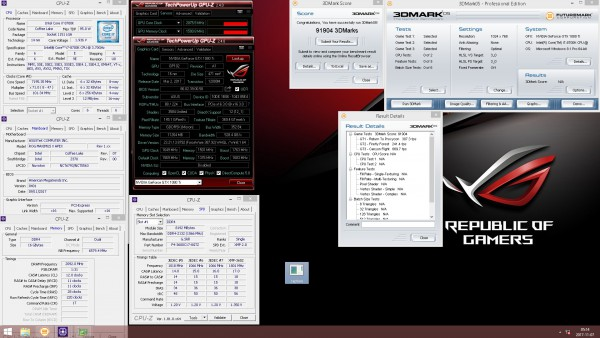 3DMark05 (1х GPU)