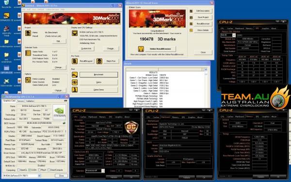 3DMark2001 SE (1х GPU)