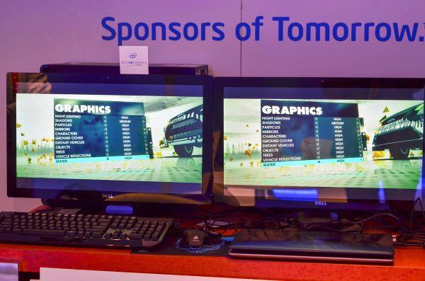 Процессоры Intel Haswell, быстродействие графики GT3