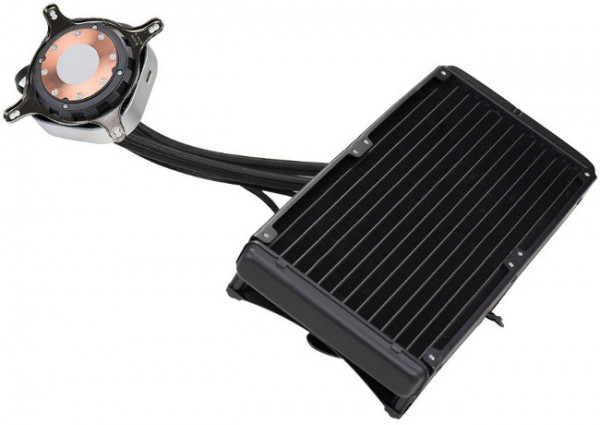 EVGA Closed Loop CPU Cooler (CLC)