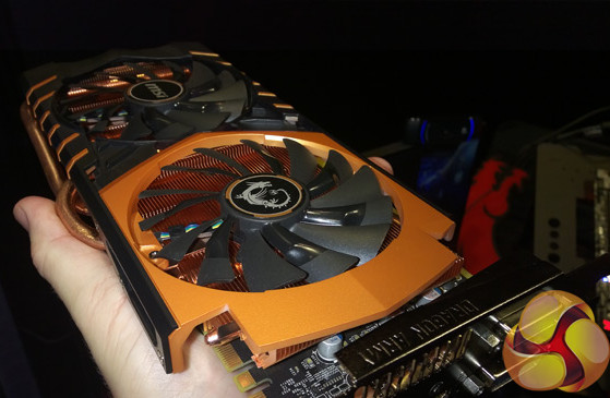 MSI GeForce GTX 970 Gold Edition
