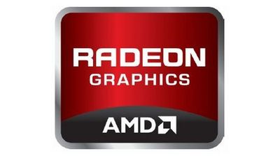 Логотип AMD Radeon Graphics