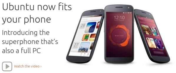 Мобильная Ubuntu