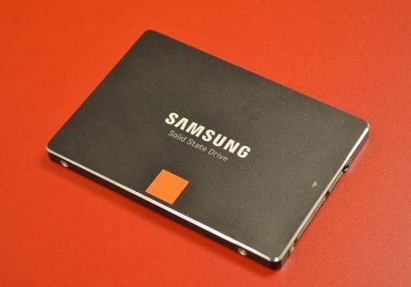 SSD Samsung 840 Pro